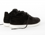 Woven Series | Yale | Black Hand-Woven 2