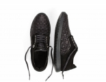 Woven Series | Yale | Black Hand-Woven 4
