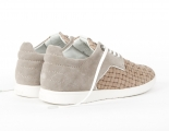 Woven Series | Yale | Taupe Hand-Woven 2