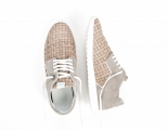 Woven Series | Yale | Taupe Hand-Woven 4