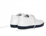 Luca | Pure White/Navy 2