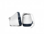 Luca | Pure White/Navy 4